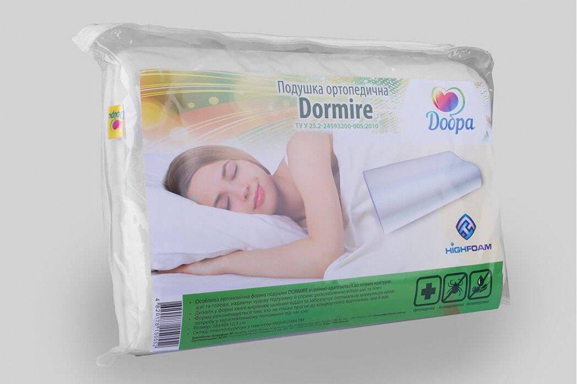 Подушка Dobra DORMIRE / ДОРМАЙР (АКЦИЯ -20%) 4